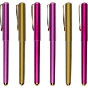Sada 6 per ve zlaté a růžové barvě v dárkové krabičce Tri-CoastalDesign