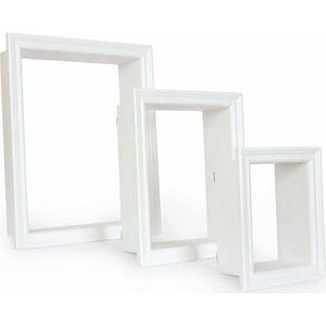 Sada 3 dekorativních rámečků Legler FraMe