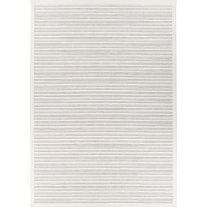 Bílý oboustranný koberec Narma Esna White, 200 x 300 cm
