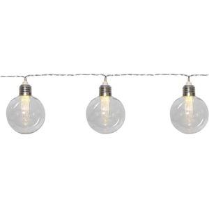 Venkovní světelný LED řetěz Best Season Chania, 8 světýlek