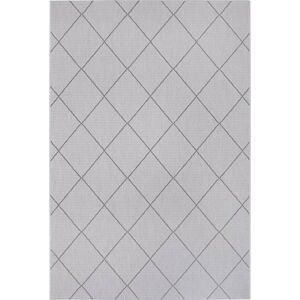 Šedý venkovní koberec Ragami London, 80 x 150 cm