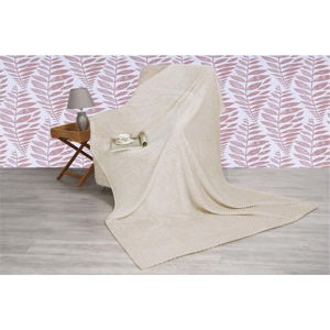 Deka s příměsí bavlny Aksu Vizon, 200 x 150 cm