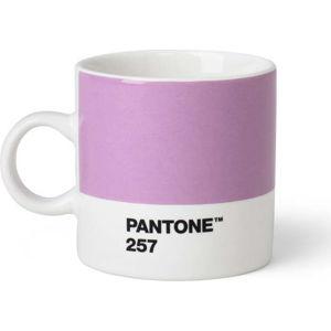 Růžovofialový hrnek Pantone Espresso, 120 ml