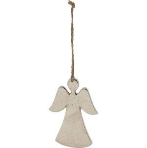 Vánoční ozdoba ve tvaru anděla Ego Dekor,délka10cm