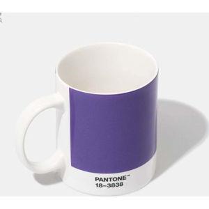 Světle fialový hrnek Pantone, 375 ml