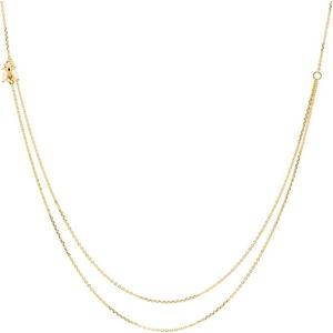 Pozlacený náhrdelník PD Paola Breeze Gold