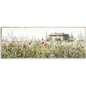 Obraz na plátně Styler Grasses, 152 x 62 cm