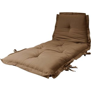 Variabilní futon Karup Design Sit & Sleep Mocca