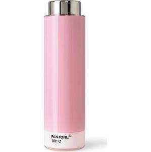 Světle růžová láhev na vodu ztritanu Pantone, 500ml
