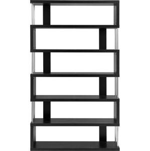 Černá knihovna Støraa Kiera, 6polic