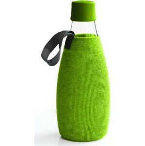 Zelený obal na skleněnou lahev ReTap s doživotní zárukou, 800 ml