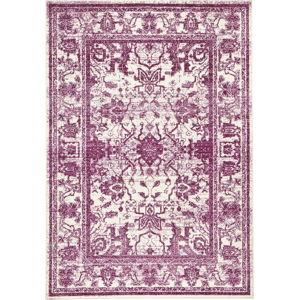 Růžový koberec Zala LivingGlorious, 160x230cm