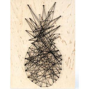 DIY obraz Really Nice Things Pineapple, 40 x 60 cm