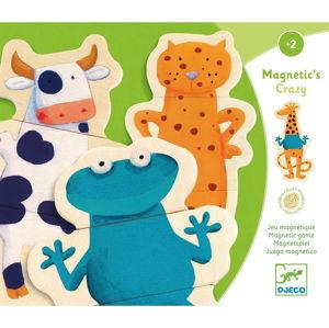 Dětské magnety se zvířátky Djeco