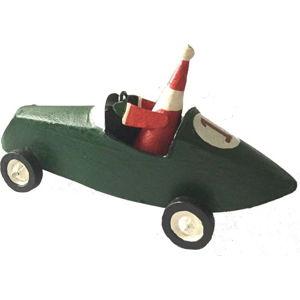 Vánoční dekorace G-Bork Santa Claus in Car