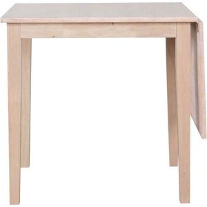 Rozkládací jídelní stůl z dubového dřeva Canett Saltford