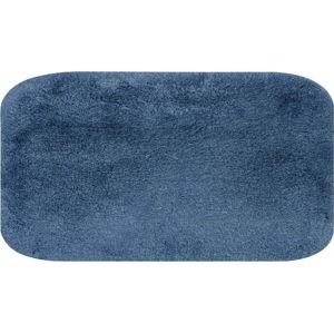 Modrá koupelnová předložka Confetti Bathmats Miami, 57 x 100 cm