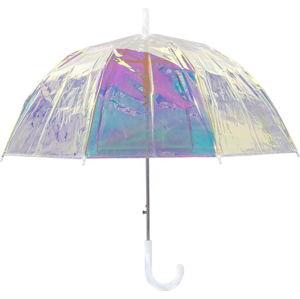 Dámský holový deštník Ambiance Iridiscent, ⌀85cm