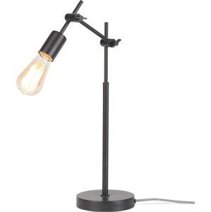 Černá stolní lampa Citylights Sheffield