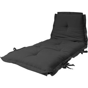 Variabilní futon Karup Design Sit&Sleep Dark Grey