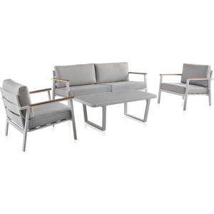 Set zahradního nábytku se stolem Geese Michelle