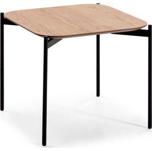 Konferenční stolek v dekoru dubového dřeva Marckeric Idara,šířka50cm