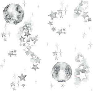 Nástěnná tapeta Dekornik White Universe