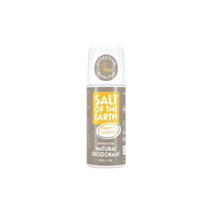 Deo roll-on Salt of the Earth Pure Aura Ambra Santal, 75 ml