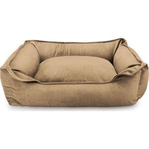 Béžový pelíšek pro psy Marendog Nebula