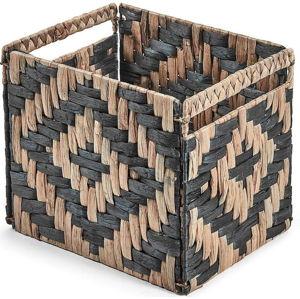 Dřevěný košík La Forma Woody, 35 x 25 cm