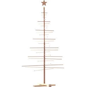Dřevěný vánoční stromek Nature Home Xmas Decorative Tree, výška 190 cm