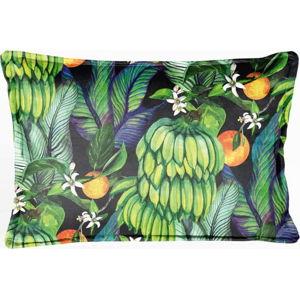 Dekorativní povlak na polštář Velvet Atelier Banana, 50 x 35 cm