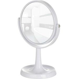 Stolní zvětšovací zrcadlo Wenko Rosolina, výška 28cm