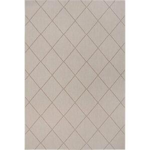 Béžový venkovní koberec Ragami London, 80 x 150 cm