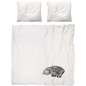 Bavlněné povlečení na dvoulůžko Snurk Ollie, 200 x 200 cm
