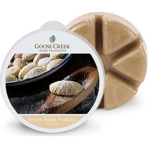 Vonný vosk do aromalampy Goose Creek Hnědé pistáciové máslo, 65 hodin hoření