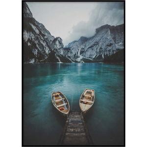 Plakát DecoKing Boat Trip, 70 x 50 cm