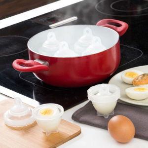 6-dílná sada na vaření vajec InnovaGoods Boiler