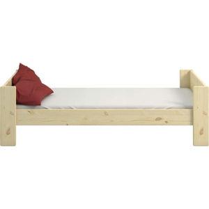 Dětská postel z borovicového dřeva Steens For Kids, 90x200cm