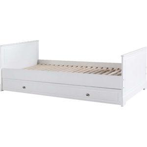 Bílá dětská postel BELLAMY Marylou, 90x200cm