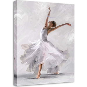 Obraz Styler Canvas Waterdance Dancer II, 60 x 80 cm
