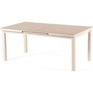 Set zahradního rozkládacího stolu a 4 židlí Ezeis Zephyr