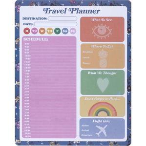 Cestovní plánovač Tri-CoastalDesign Travel