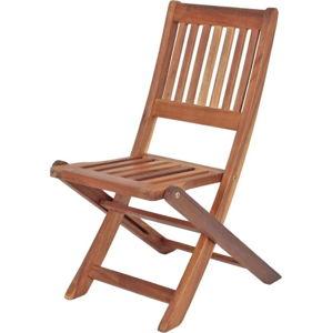 Zahradní skládací židle z eukalyptového dřeva ADDU Montana