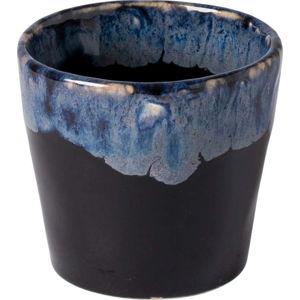 Černý kameninový šálek na espresso Costa Nova Grespresso