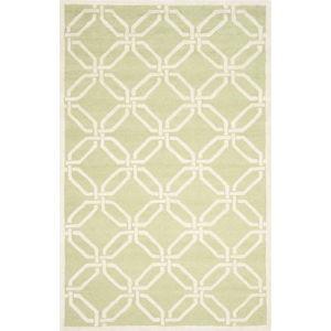 Ručně vyšívaný koberec Safavieh Mollie, 243 x 152 cm