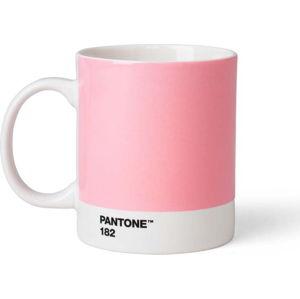 Růžový hrnek Pantone, 375 ml