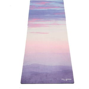 Podložka na jógu Yoga Design Lab Sunrise, 1,8 kg