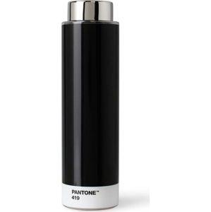 Černá láhev z tritanu Pantone, 500ml