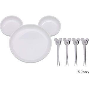5dílný dětský jídelní set WMF Cromargan® Mickey Mouse
